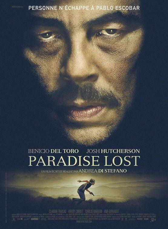 Benicio Del Toro aparece como o traficante Pablo Escobar