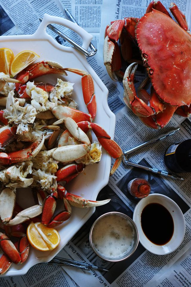 Crab boil // HonestlyYUM