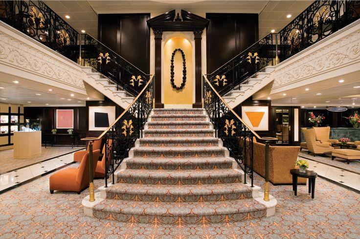 Azamara Journey Atruim  #Azamara #Cruise #LuxuryTravel