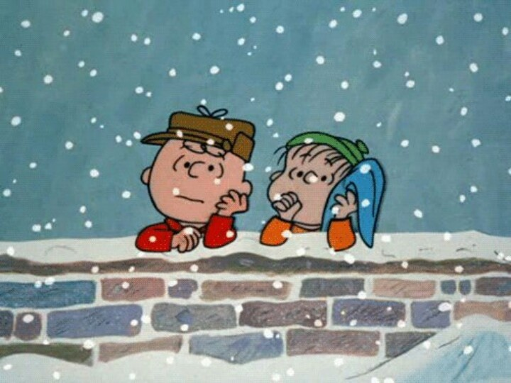 Charlie Brown Christmas classic!