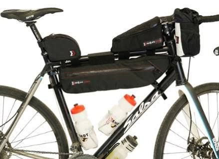 Revelate Designs Tangle Bike Frame Bag - Large Black