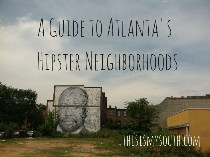 Just as Nashville has become a haven for the young and hip, a recent influx of transplants looking for cheap places to live, as well as great restaurants and markets, have turned Atlanta into hipsterville. It's even been listed as one of the top 35 cities for hipsters byTravel + Leisure, alongside Savannah, New York, …