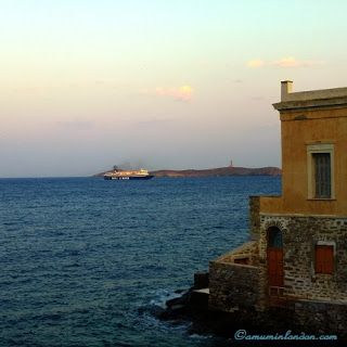 Greek Islands: Visiting Syros