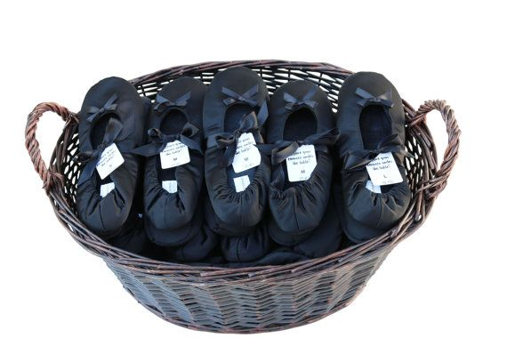 50 pairs of Classic Wedding Dancing Shoe slipper Favors For