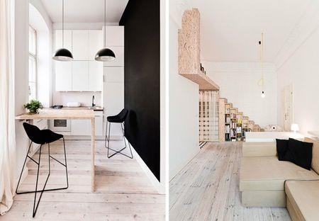 Lejlighed | Sådan indretter du en lille lejlighed | Boligmagasinet.dk