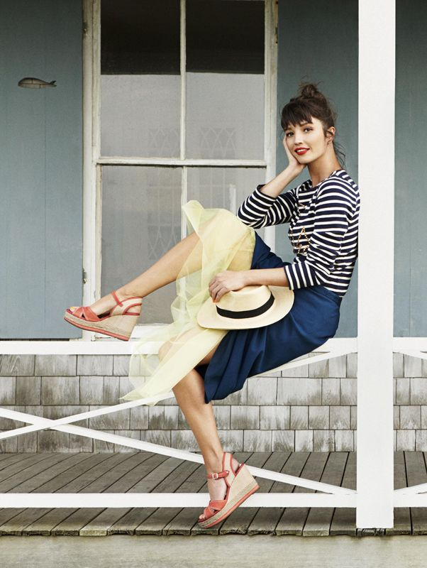 Clark Shoes Spring 2013 Campaign