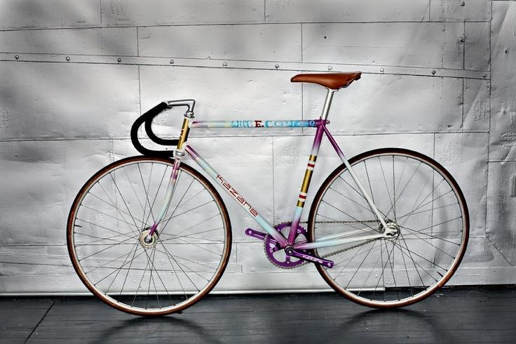 Bikes Natas Kazane x Natas Kaupas