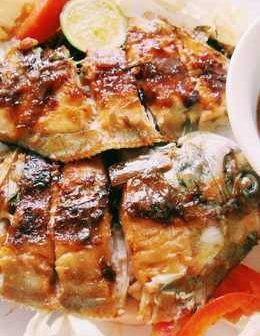GRILLED FISH RECIPE WITH SWEET SOY SAUCE