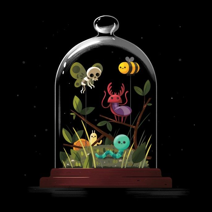 Collected Curiosities #04052010-02 by Andrew Kolb