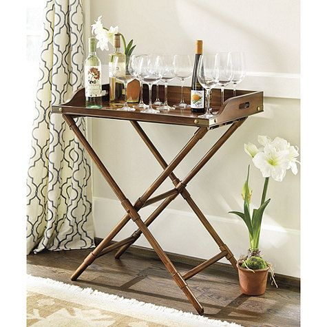 Butlers Tray Table