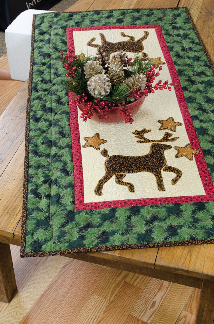 Applique designs for tablecloth - Find This Pin And More On Thimbleberries Quilts And Patterns