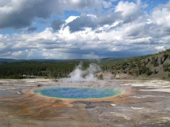Yellowstone National Park- MUST GO!!: Favorite Places, Yellowstone Park, Prismatic Spring, Parks Yellowstone, Places I D, Amazing Place, Tripadvisor, Yellowstone National Parks