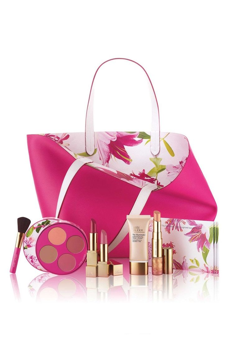 Makeup Sets and Kits: Estee Lauder Glow Into Spring Blockbuster Gift Set Blushing Pinks Int L Ship -> BUY IT NOW ONLY: $69.99 on eBay!