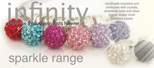Infinity Sparkle | That Pop Up Shop
