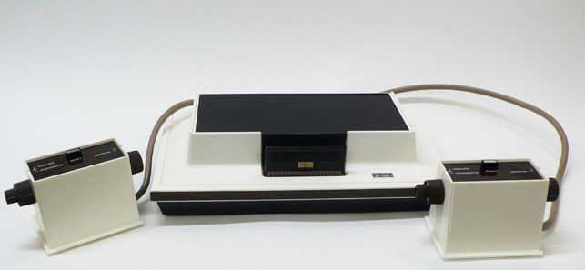 The Magnavox Odyssey is the first ever commercial video game console to become available. This console was developed by a small team headed by Ralph H. Baer. The Magnavox Odyssey was released by Magnavox in the U.S. in September 1972. The following year, it was released worldwide.