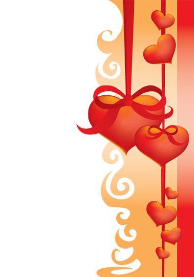 Сердца на подвязках (Рисунки и иллюстрации) - фри-лансер Андрей Копырин [kopirin].