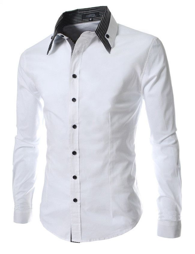 449 best Men's Shirts images on Pinterest   Men's shirts, Dress ...