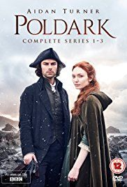 Ross Poldark fights for life and land in 1780s Cornwall. You'll find this shelved at DVD-TV BRITISH POL