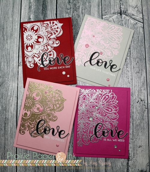 RESERVE Simon Says Cling Rubber Stamp EMMA BACKGROUND SSS101692 Hey Love Preview Image