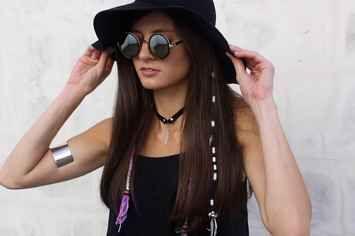 24 Ideas súper cool para llevar el regreso de las trenzas de hilos en el pelo