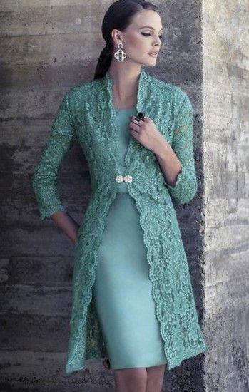 photo of ladies formal daywear design 04 detail by Carla Ruiz