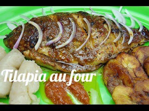 Tilapia au four | Toi Moi & Cuisine