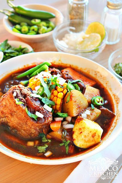 Mole de Olla is a rich soup with a little bit of Mole flavor. It has many variations across the country. Easier Than You Think