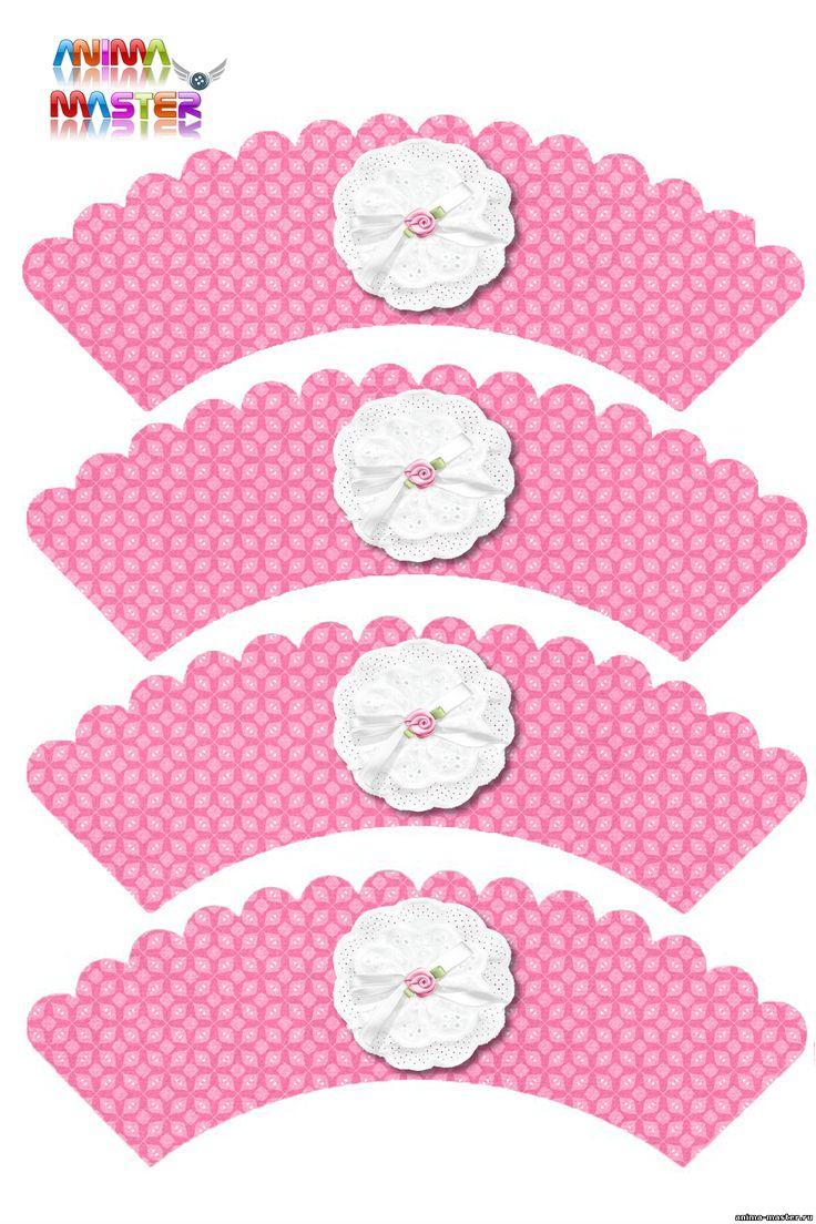 """Набор для оформления кенди-бара """"Bella Ballerina"""" - Ридикюль аниматора. Полиграфия для детских праздников - Ридикюль Аниматора - ANIMA-MASTER"""