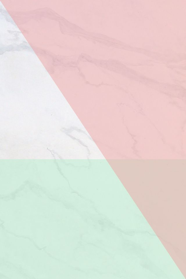 Wallpaper iPhone - marble and pastell