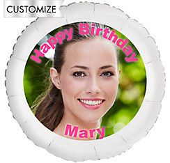 Custom Balloons - Personalized Balloons - Party City