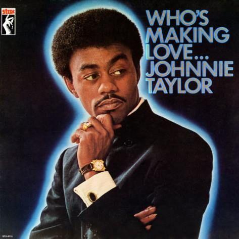 Remembering Johnnie H. Taylor (May 5, 1934 – May 31, 2000)