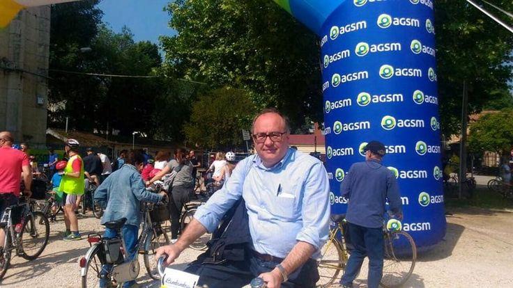 #MicheleBertucco un #Sindaco in #Bici