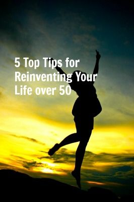 Midlife Reinvention: 5 Top Tips to Take Risks and Reinvent your Life over 50 | Fabafterfifty.co.uk