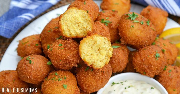 Hush Puppies ⋆ Real Housemoms Butter recipes homemade