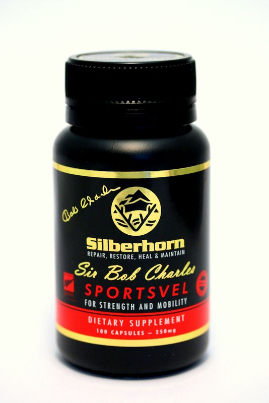 Silberhorn Sportsvel Velvet Antler capsules may help to promote joint health and mobility to find more about silberhorn Sportsvel Velvet ANtler capsules visit us at www.silberhorn.co.nz