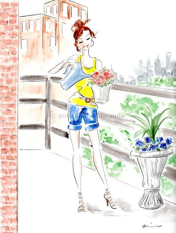 Josephine The Urban Gardener