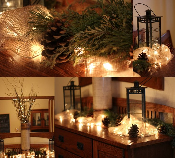 Christmas Decor For Buffet : Ideas to try about christmas buffet decor