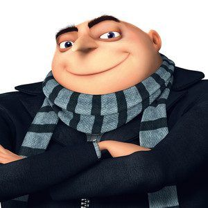 Gru, Despicable Me