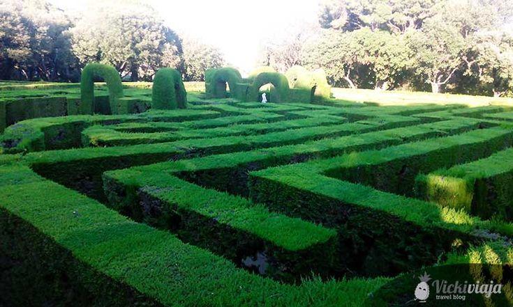 Parque del Laberinto del Horta I Barcelona I Park I Labyrinth Park Barcelona I Catalonia I Spain
