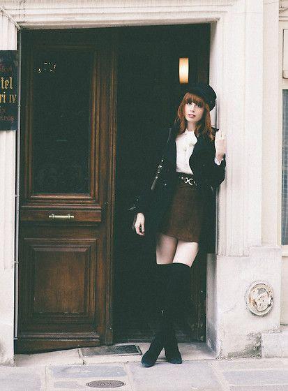 So très chic!! (by Louise Ebel of Pandora) http://lb.nu/1bfo0qe