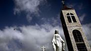 Kirche im Westjordanland