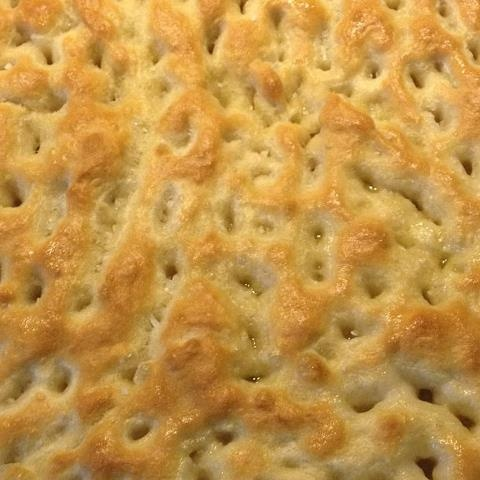 """Focaccia Genovese: in dialetto """"a fügassa"""" è tipicà della cucina ligure, anche presidio Slow Food. www.bbplanet.it/dormire/genova"""