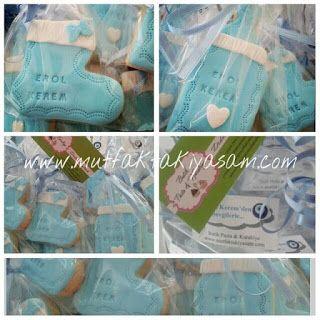 Bebek kurabiyesi / Biberon kurabiye