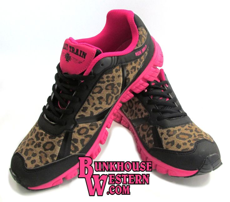 Crazy Train Run Wild Athletic Shoes