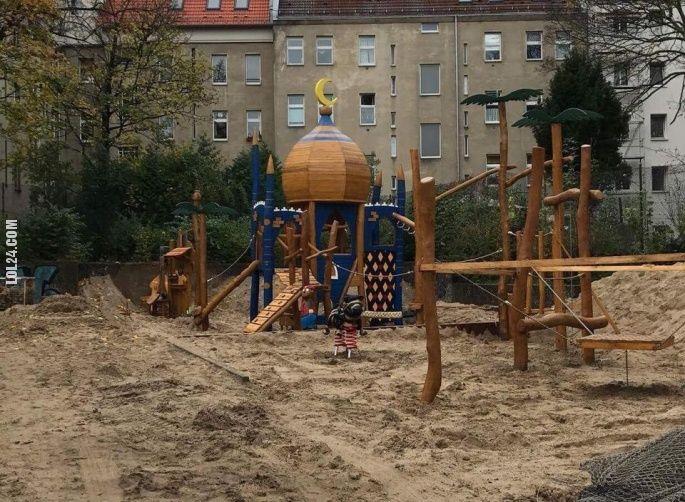 Plac zabaw dla dzieci w Berlinie (Kreuzberg) #plac #zabaw #dzieci #Berlin #Kreuzberg