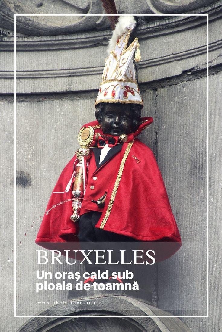 La pas prin Piata Mare din Bruxelles intr-o zi de toamna. Peisaj urban, oameni, magazine, restaurante cu bere, ciocolată belgiană, gauffres, cartofi prăjiți. #Bruxelles #Belgium #Travel #StreetPhotography #TravelPhotography #travelblogger