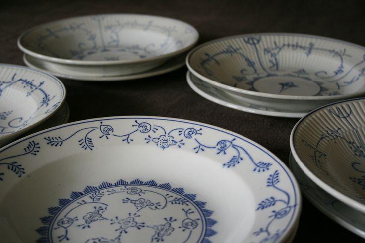 Antieke borden
