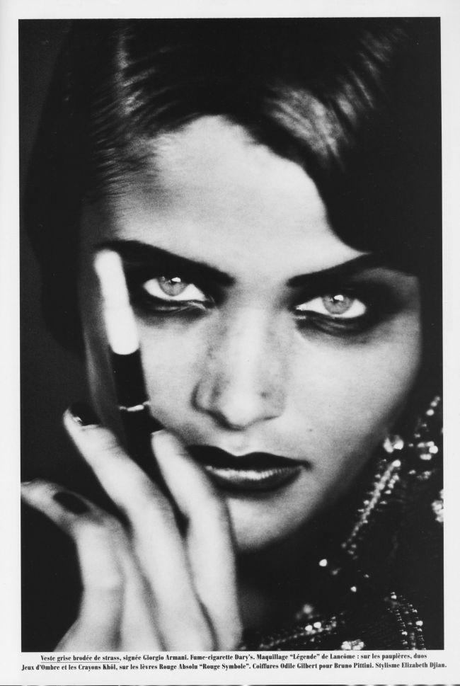 Helena Christensen (Photography by Peter Lindbergh)