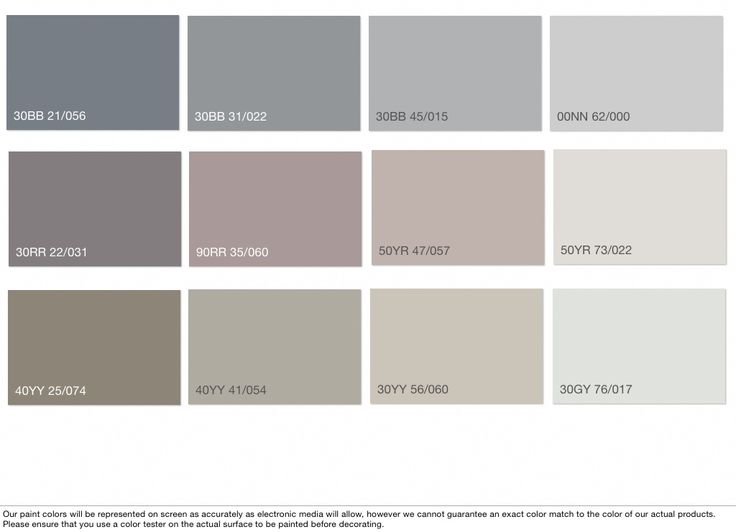 Palette with grey, blue, khaki and pink - working with ...