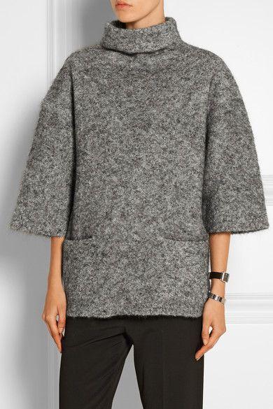 By Malene Birger   Lanah wool-blend turtleneck sweater   NET-A-PORTER.COM